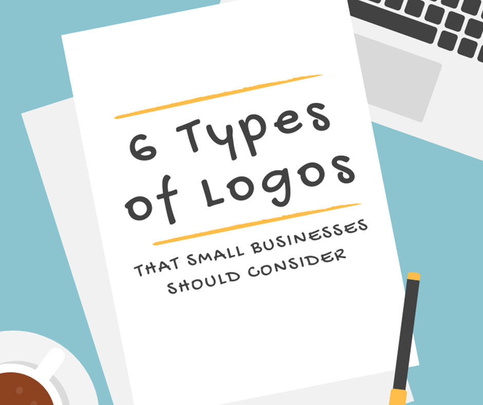 Types of Logo Design - Blog Image
